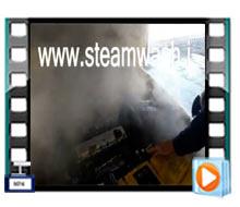 موتورشویی با دستگاه بخار فوری ژنراتوری سوپراستیم 2000