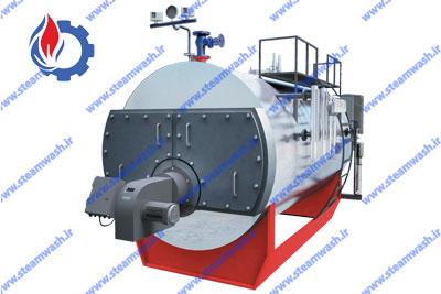 پکیج بخارشوی منبع، تانکر و مخزن با ظرفیت 10.000 لیتر