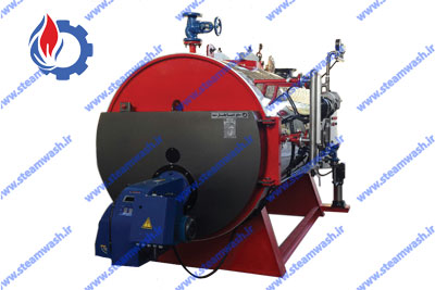 پکیج بخارشوی منبع، تانکر و مخزن با ظرفیت 20.000 لیتر