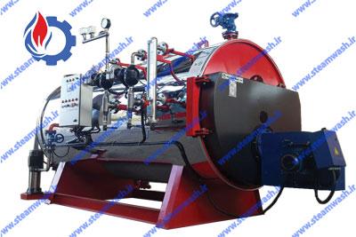 پکیج بخارشوی منبع، تانکر و مخزن با ظرفیت 30.000 لیتر