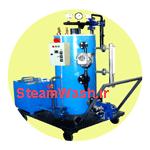 کارواش بخار عمودی استاندارد متحرک پرتابل