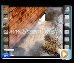 فیلم و کلیپ نمونه برای شستشوی و کف شویی آسفالت و زمین توسط دستگاه آبداغ فشار بالا