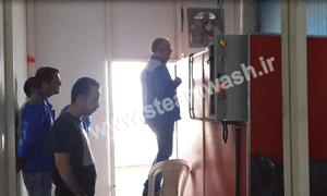بازرسی موفق دستگاه بخارفوری ژنراتوری در شرکت ایران خودرو
