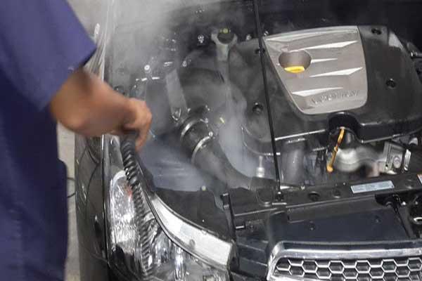 چرا بخارشو برای موتورشویی مناسب تر است؟