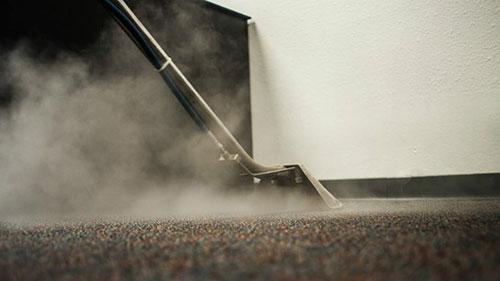 تمیز کردن فرش با بخارشو
